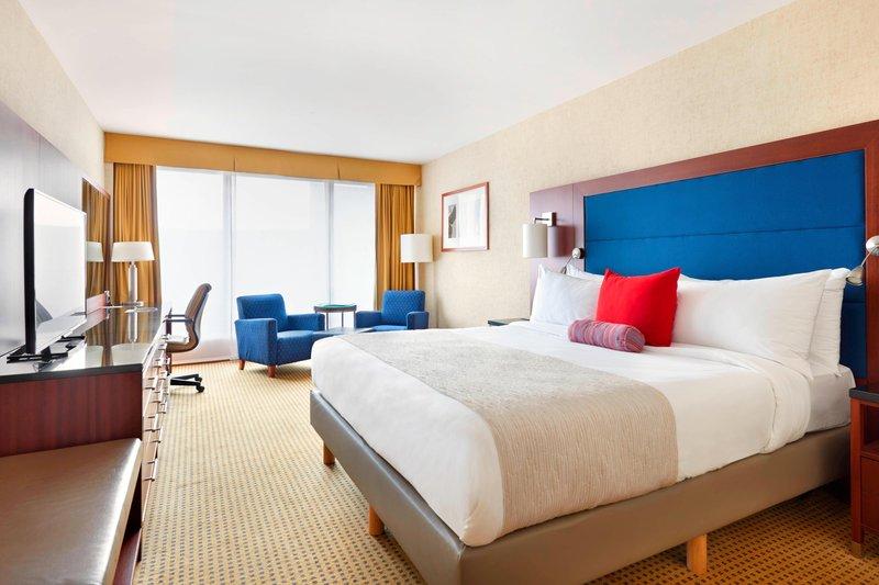 Ghent Marriott Hotel-Guest Room<br/>Image from Leonardo