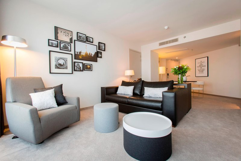 Ghent Marriott Hotel-Senior Suite - Living Area<br/>Image from Leonardo
