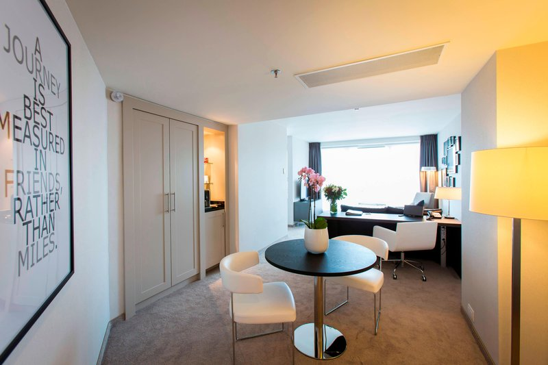 Ghent Marriott Hotel-Senior Suite - Dining Area<br/>Image from Leonardo