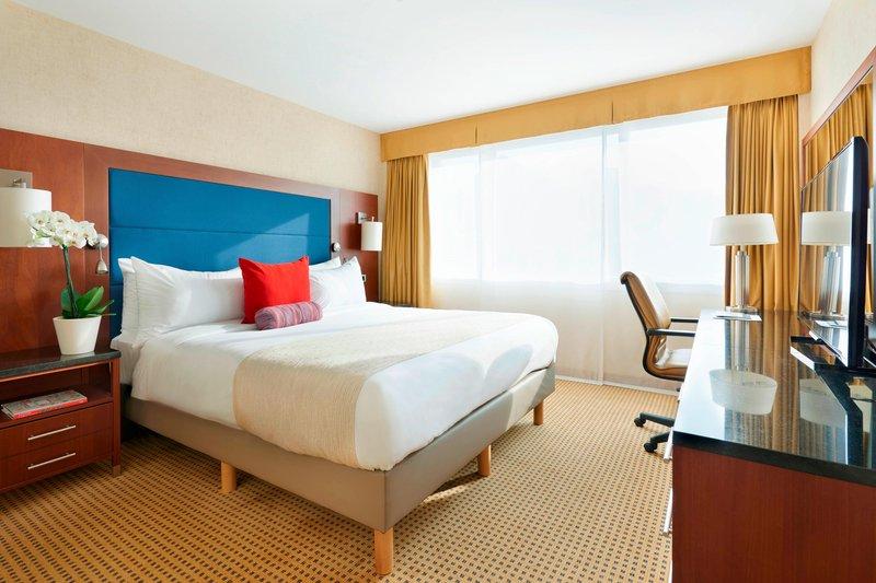 Ghent Marriott Hotel-Junior Suite - Sleeping Area<br/>Image from Leonardo