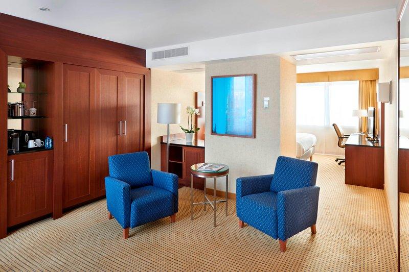 Ghent Marriott Hotel-Junior Suite - Sitting Area<br/>Image from Leonardo
