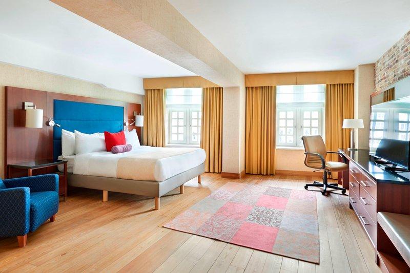 Ghent Marriott Hotel-River View Junior Suite<br/>Image from Leonardo