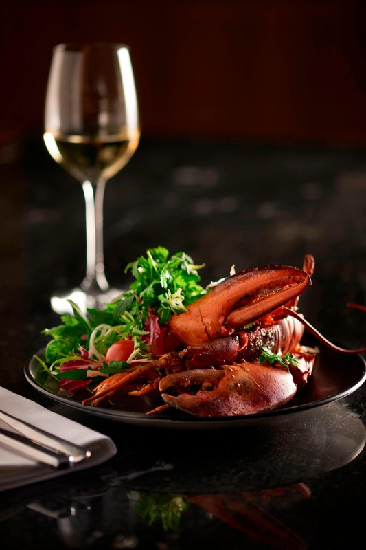 Ghent Marriott Hotel-Midtown Grill - Grilled Lobster<br/>Image from Leonardo