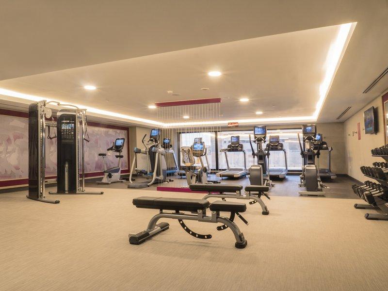 Crowne Plaza Monterrey-Gym<br/>Image from Leonardo