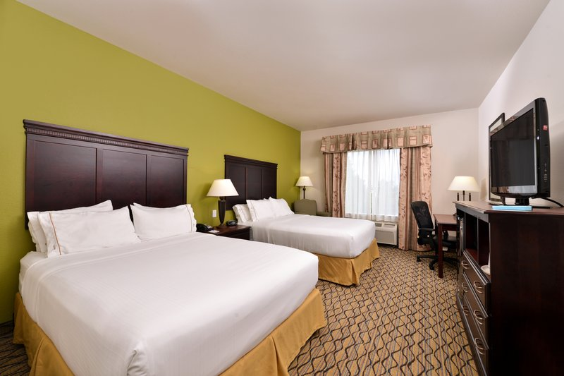 Holiday Inn Express & Suites Sherman HWY 75-Double Bed Guest Room<br/>Image from Leonardo