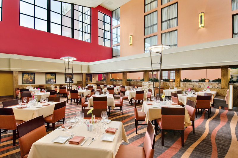 Crowne Plaza Denver Airport Convention Center-Enjoy fine dining or lighter meals at the Terrace Restaurant<br/>Image from Leonardo
