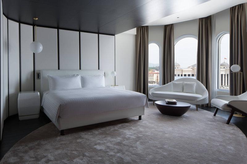 Skopje Marriott Hotel-Presidential Suite<br/>Image from Leonardo