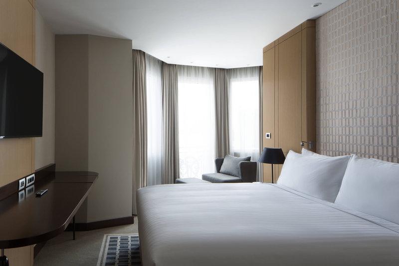 Skopje Marriott Hotel-Premier Suite<br/>Image from Leonardo
