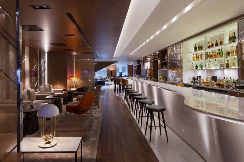 Skopje Marriott Hotel-Distrikt Bar & Kitchen - Bar<br/>Image from Leonardo