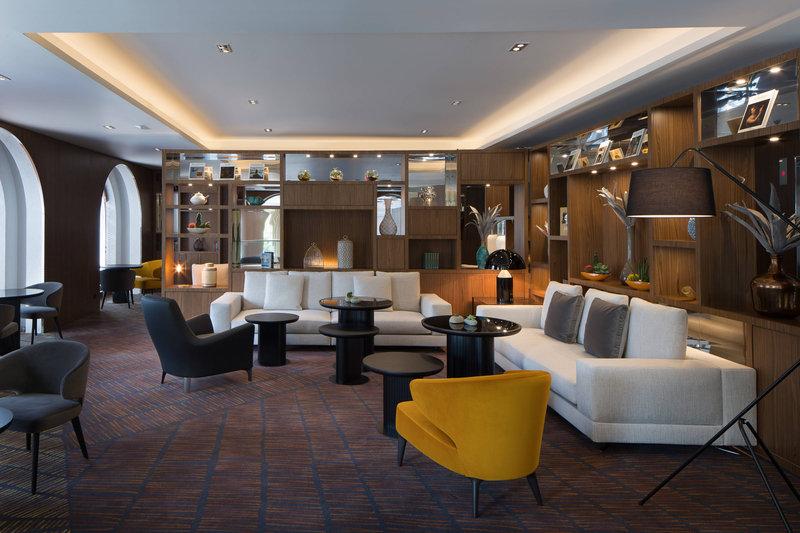 Skopje Marriott Hotel-Scotch Bar<br/>Image from Leonardo