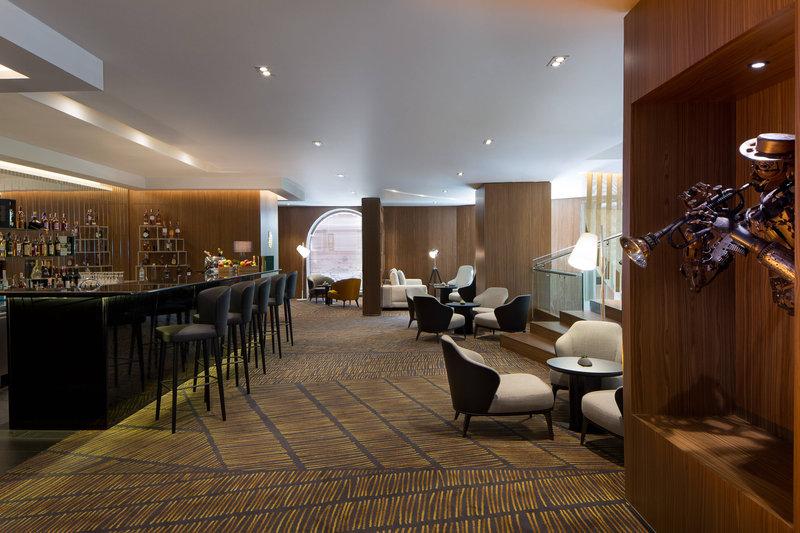 Skopje Marriott Hotel-Lounge Bar<br/>Image from Leonardo