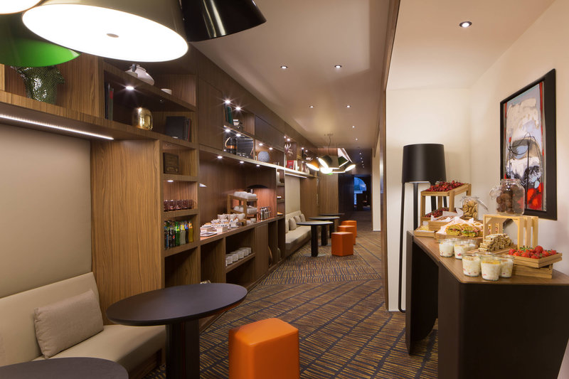 Skopje Marriott Hotel-Meeting Pre-Function Area<br/>Image from Leonardo