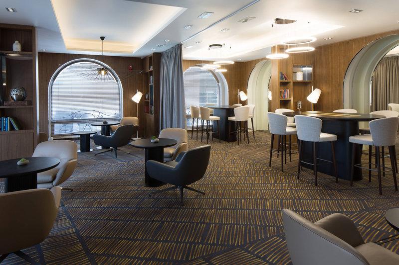 Skopje Marriott Hotel-Lounge Meeting Area<br/>Image from Leonardo