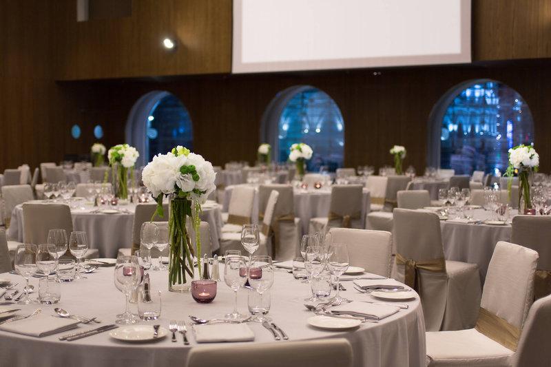 Skopje Marriott Hotel-Ballroom - Wedding Reception<br/>Image from Leonardo