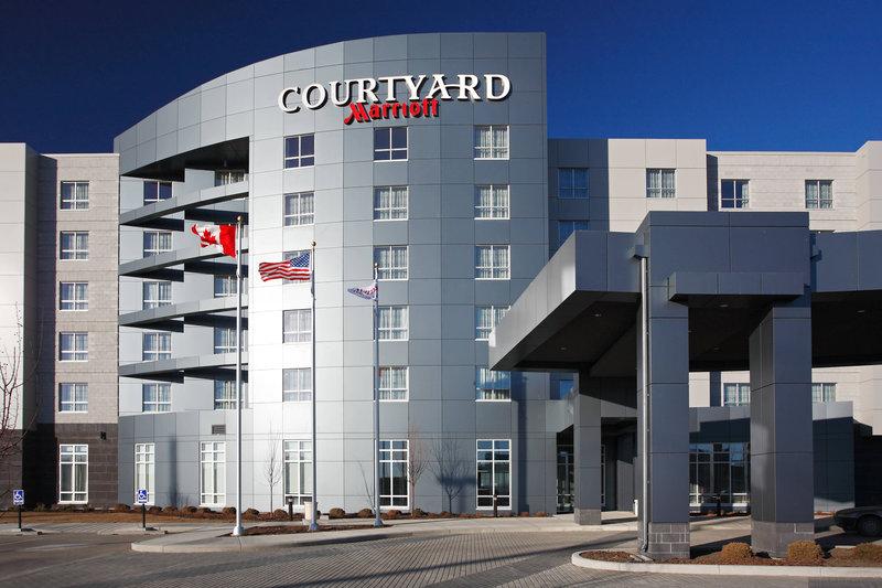 Courtyard Calgary Airport-Exterior<br/>Image from Leonardo