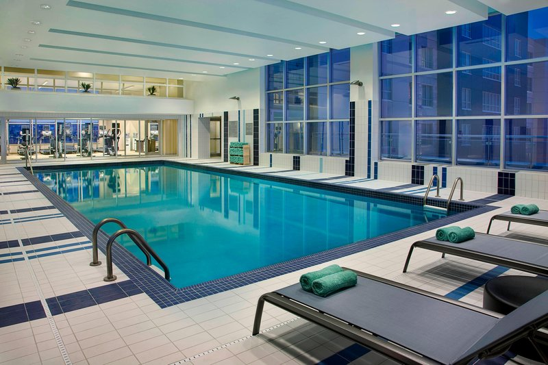 Courtyard Calgary Airport-Indoor Pool<br/>Image from Leonardo