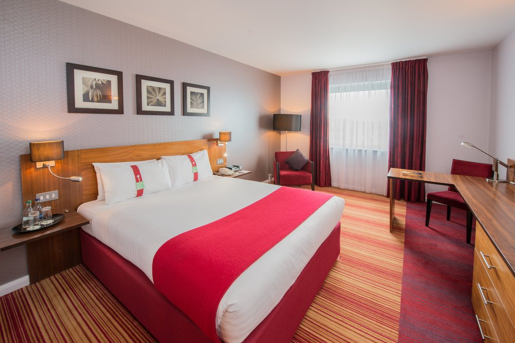 Holiday Inn Norwich City-Double Bed Executive Guest Room<br/>Image from Leonardo
