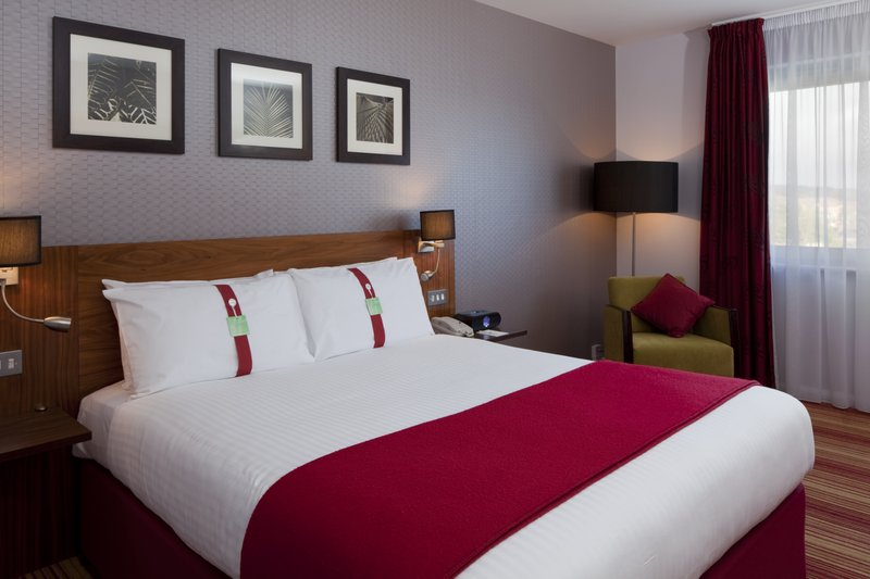 Holiday Inn Norwich City-Executive Room<br/>Image from Leonardo