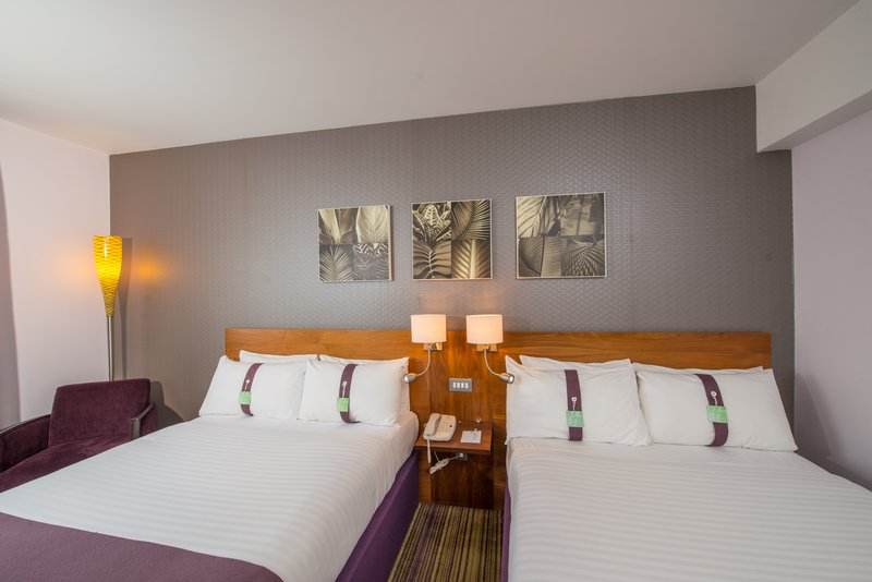 Holiday Inn Norwich City-Twin Bed Guest Room<br/>Image from Leonardo