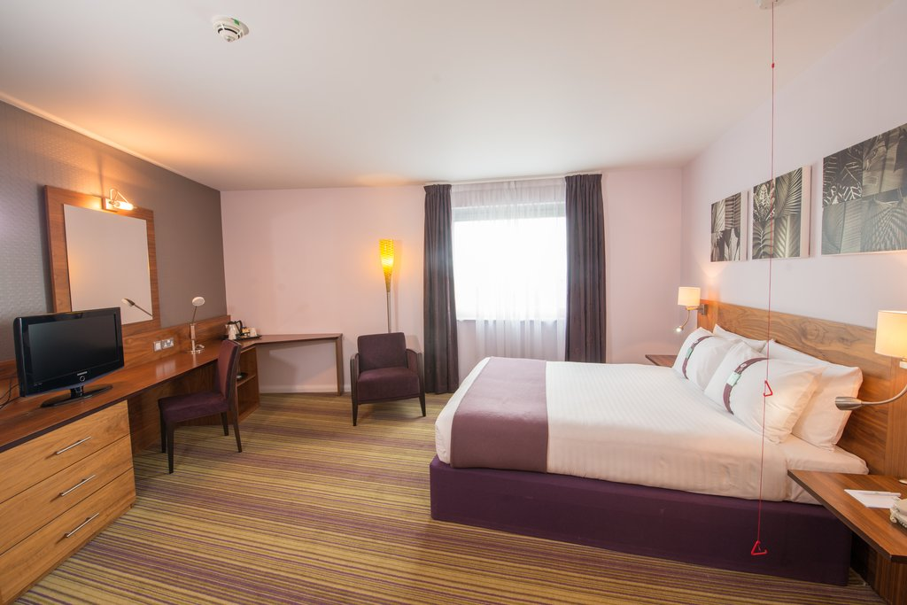 Holiday Inn Norwich City-Accessible Double Room <br/>Image from Leonardo