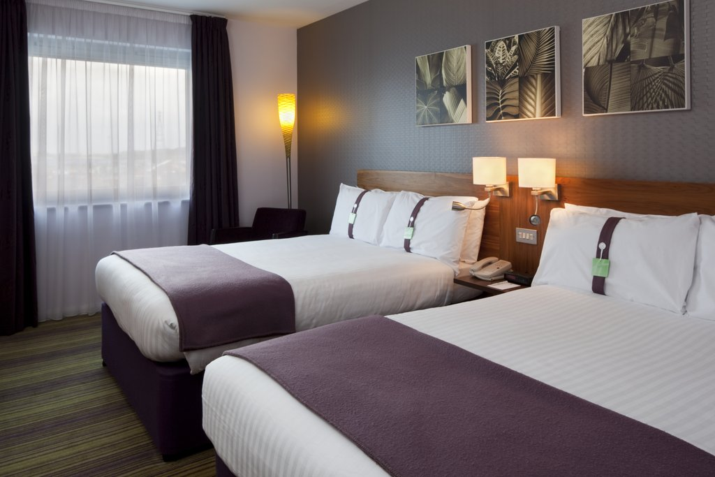 Holiday Inn Norwich City-Twin Double Bed Guest Room<br/>Image from Leonardo