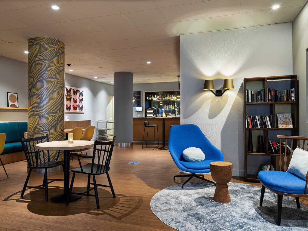 Novotel Den Haag World Forum-Bar/Lounge<br/>Image from Leonardo