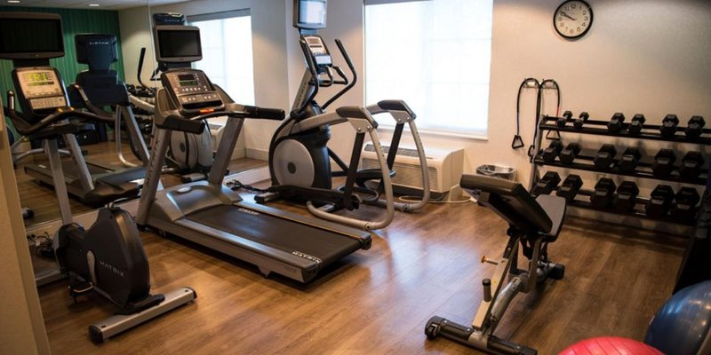 Holiday Inn Express And Suites Nashville Franklin-Fitness Center<br/>Image from Leonardo