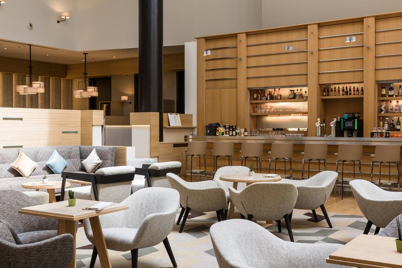Courtyard Brussels-Courtyard Lounge & Dining - Bar<br/>Image from Leonardo