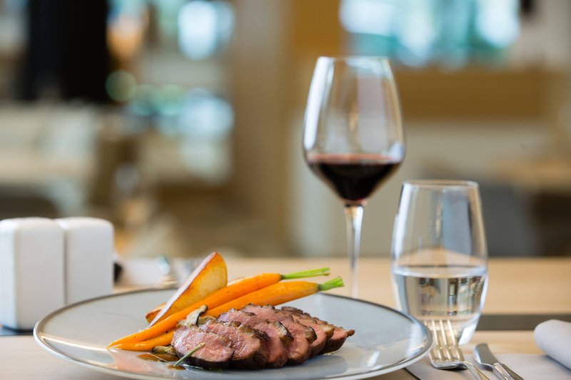 Courtyard Brussels-Courtyard Lounge & Dining - Duck Breast<br/>Image from Leonardo
