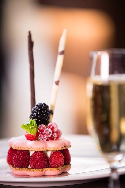 Courtyard Brussels-Zinc Brasserie - Dessert<br/>Image from Leonardo