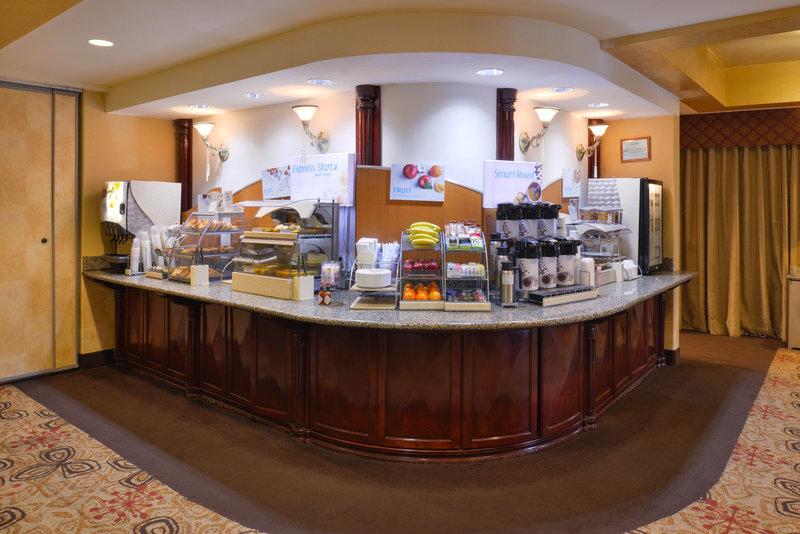 Holiday Inn Express & Suites El Centro-Breakfast Bar<br/>Image from Leonardo