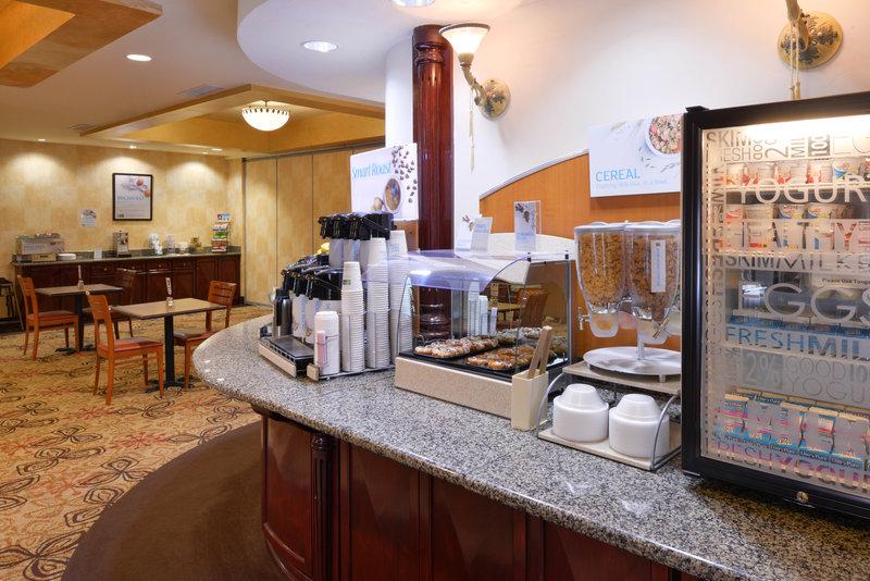Holiday Inn Express & Suites El Centro-Breakfast Area<br/>Image from Leonardo
