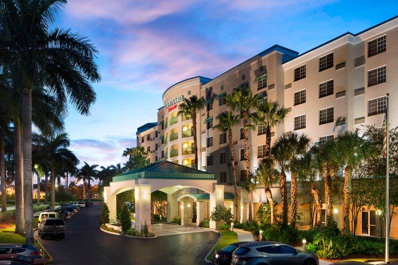 Courtyard Marriott Fort Lauderdale Airport & Cruise Port-Exterior<br/>Image from Leonardo