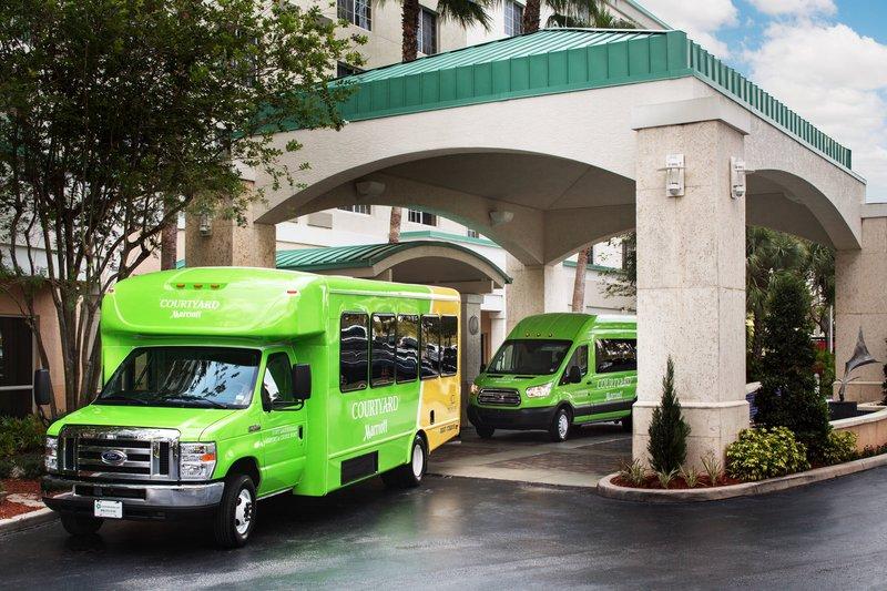 Courtyard Marriott Fort Lauderdale Airport & Cruise Port-Shuttle Service<br/>Image from Leonardo