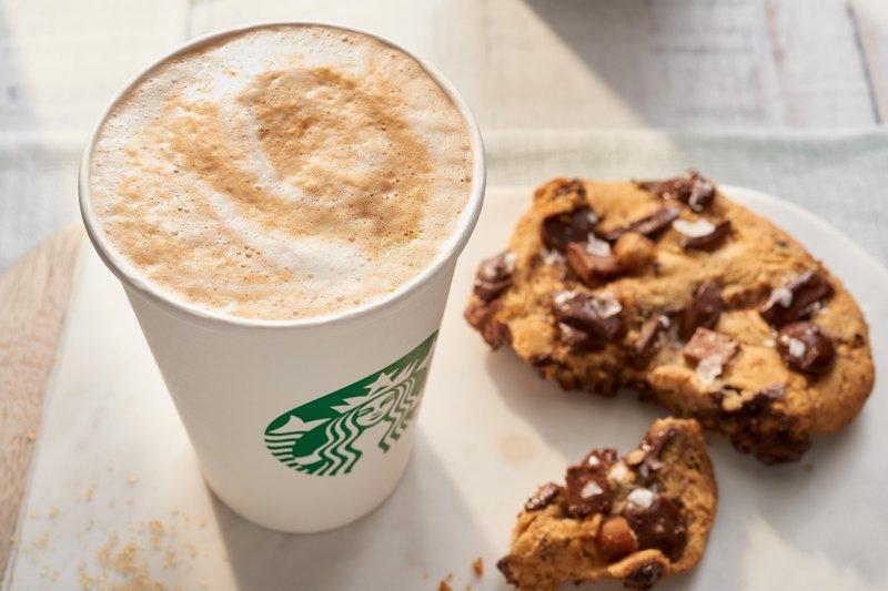 Courtyard Marriott Fort Lauderdale Airport & Cruise Port-Bistro Signature Starbucks® Latte<br/>Image from Leonardo