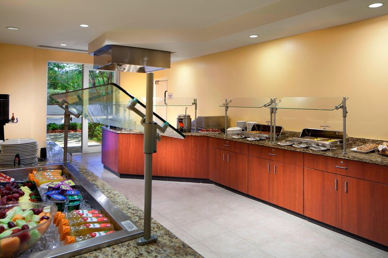 Courtyard Marriott Fort Lauderdale Airport & Cruise Port-Catering - Buffet<br/>Image from Leonardo