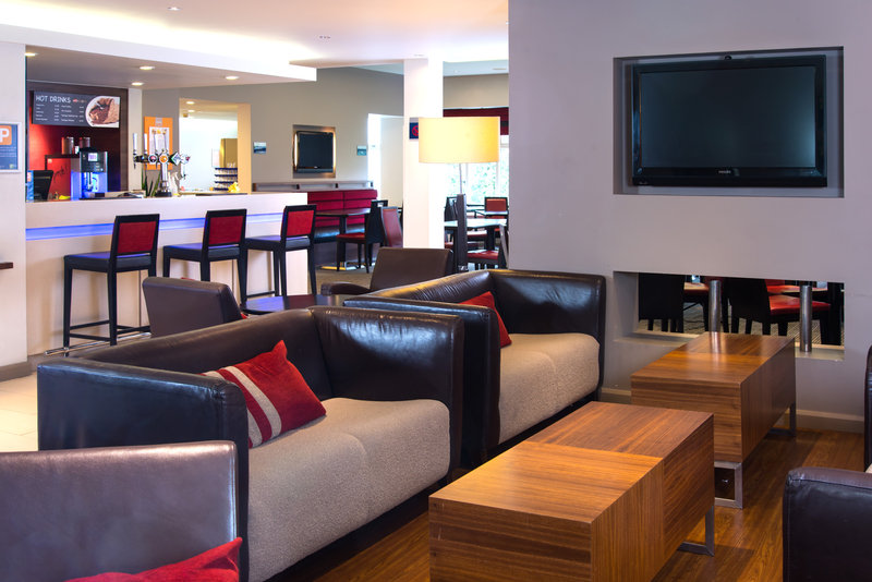 Holiday Inn Express Stoke On Trent-Fancy a caffeine kick? Order a speciality coffee from the bar<br/>Image from Leonardo