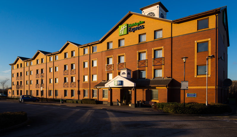 Holiday Inn Express Stoke On Trent-A great night's sleep is guaranteed at our hotel in Stoke on Trent<br/>Image from Leonardo
