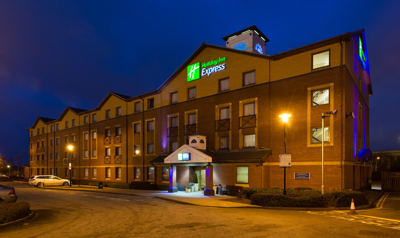 Holiday Inn Express Stoke On Trent-We welcome families and business and leisure travellers<br/>Image from Leonardo