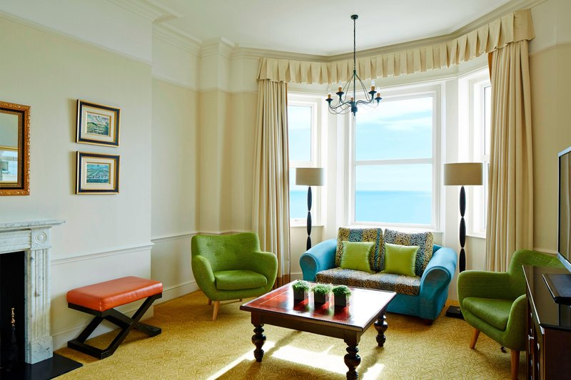 Bournemouth Highcliff Marriott Hotel-Suite, Sea View<br/>Image from Leonardo