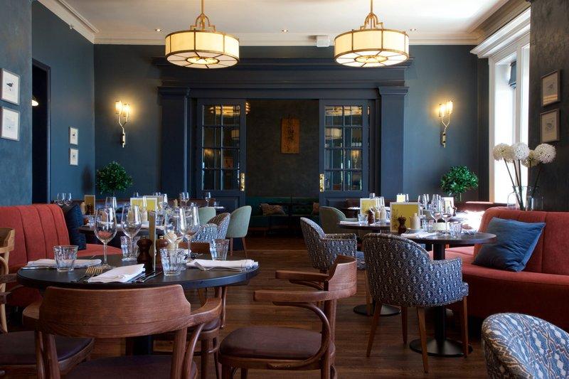 Bournemouth Highcliff Marriott Hotel-Brasserie Blanc Restaurant<br/>Image from Leonardo