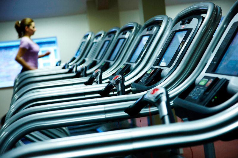 Bournemouth Highcliff Marriott Hotel-Fitness Centre<br/>Image from Leonardo
