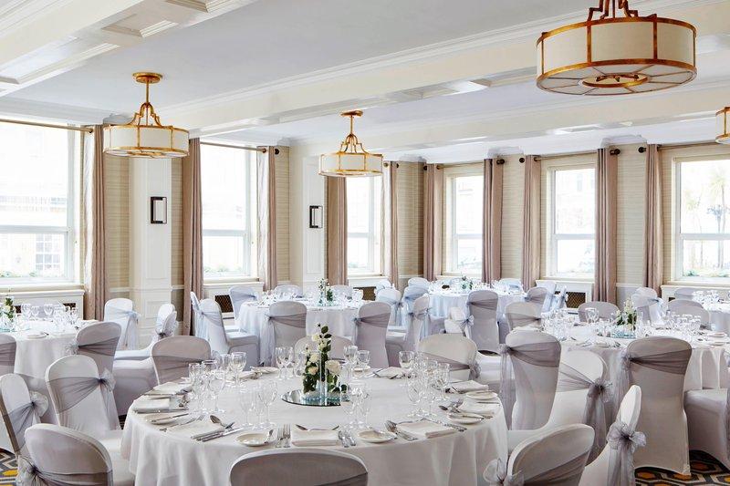 Bournemouth Highcliff Marriott Hotel-Bryanston Suite<br/>Image from Leonardo