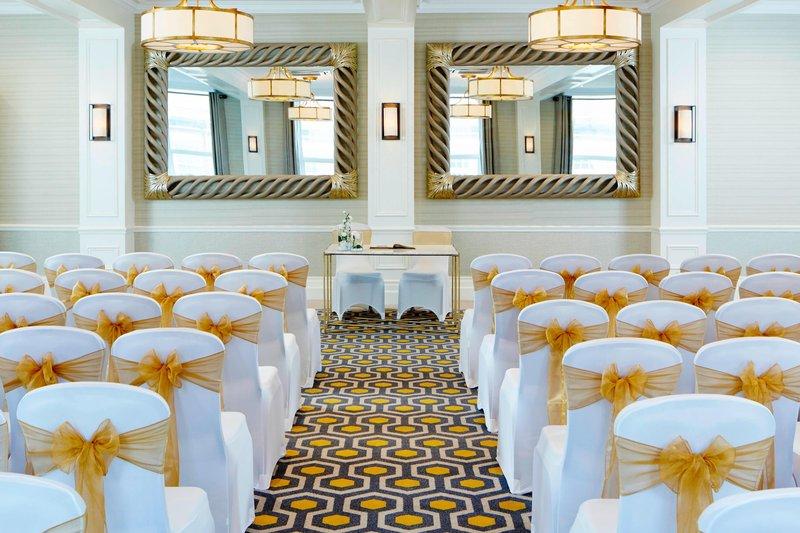 Bournemouth Highcliff Marriott Hotel-Bryanston Suite - Wedding Ceremony<br/>Image from Leonardo
