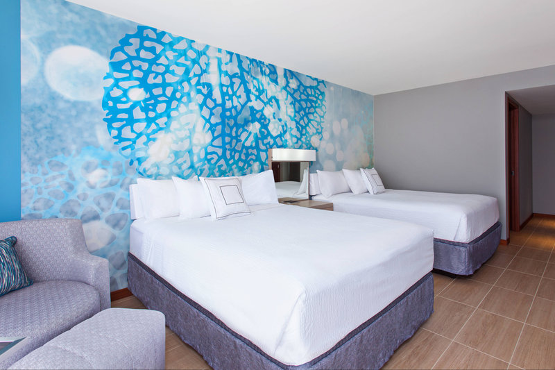 Courtyard Bonaire Dive Resort-Queen/Queen Guest Room<br/>Image from Leonardo