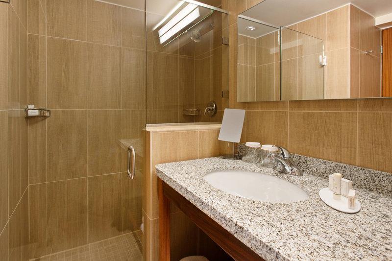 Courtyard Bonaire Dive Resort-Guest Bathroom<br/>Image from Leonardo