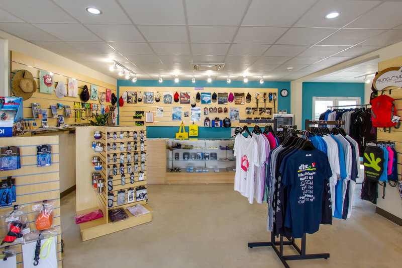 Courtyard Bonaire Dive Resort-Dive Center Store<br/>Image from Leonardo