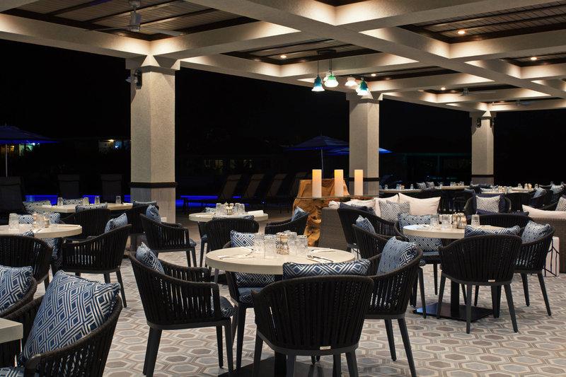 Courtyard Bonaire Dive Resort-Courtyard Restaurant - Terrace<br/>Image from Leonardo