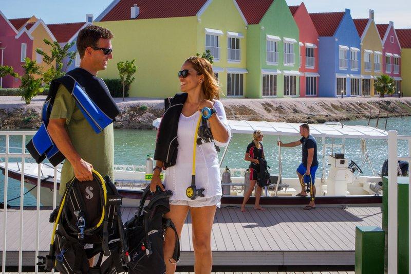 Courtyard Bonaire Dive Resort-Couple Activities<br/>Image from Leonardo