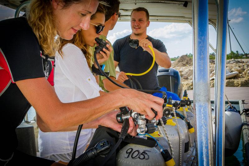 Courtyard Bonaire Dive Resort-Diving Certifications<br/>Image from Leonardo